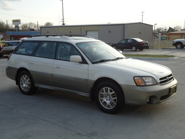 2001 subaru outback l l bean edition for sale in. Black Bedroom Furniture Sets. Home Design Ideas