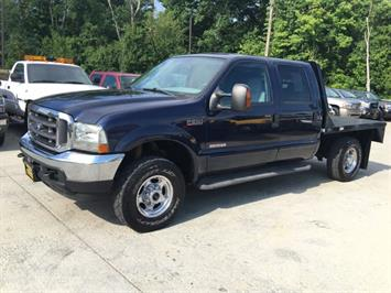2004 Ford F-250 Super Duty Lariat 4dr Crew Cab - Photo 3 - Cincinnati, OH 45255