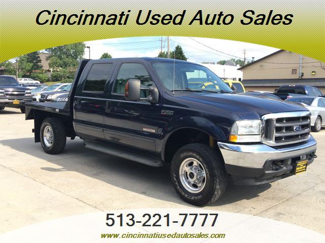 2004 Ford F-250 Super Duty Lariat 4dr Crew Cab - Photo 1 - Cincinnati, OH 45255