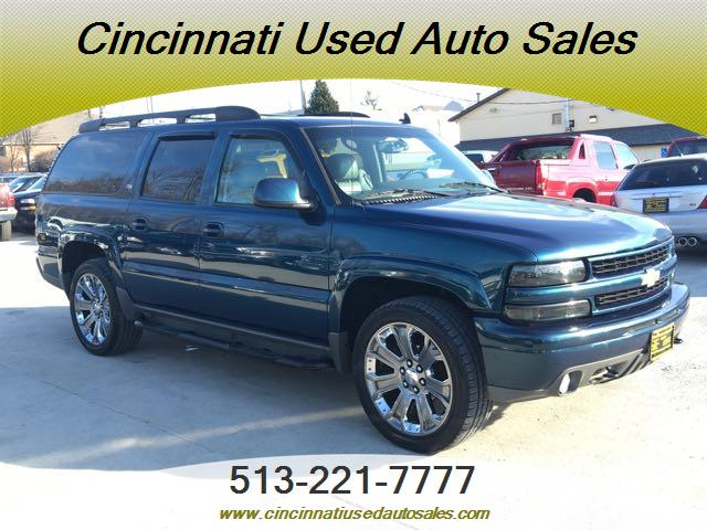 Chevrolet Suburban Lt Suv For Sale In Cincinnati