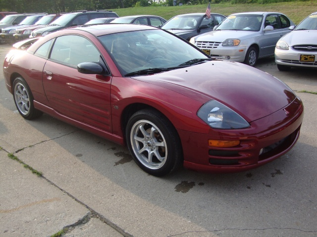 2000 mitsubishi eclipse gt for sale in cincinnati oh stock 10259. Black Bedroom Furniture Sets. Home Design Ideas