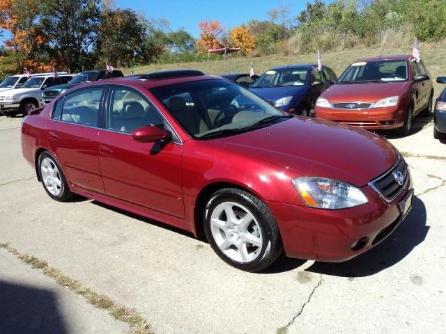 2003 Nissan Altima 3 5 Se For Sale In Cincinnati Oh