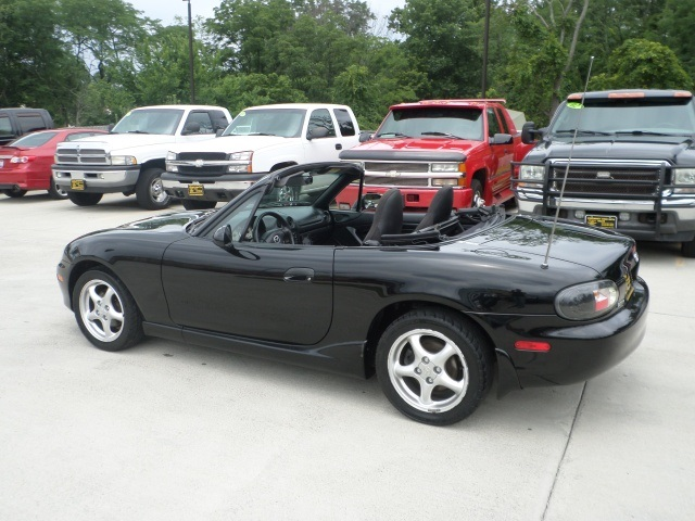 2002 mazda mx 5 miata ls for sale in cincinnati oh. Black Bedroom Furniture Sets. Home Design Ideas