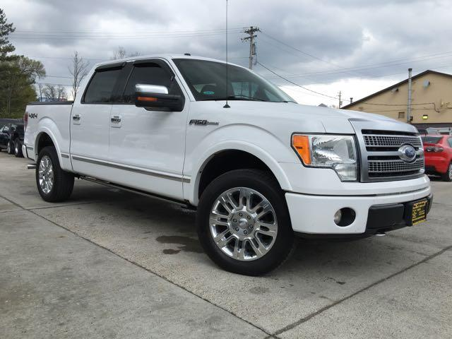 2009 ford f 150 platinum for sale in cincinnati oh. Black Bedroom Furniture Sets. Home Design Ideas