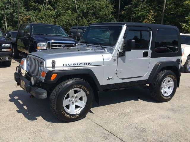 2006 jeep wrangler rubicon 2dr suv for sale in cincinnati oh stock 12500. Black Bedroom Furniture Sets. Home Design Ideas