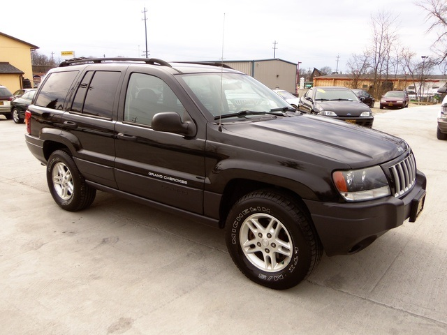 2004 jeep grand cherokee special edition for sale in cincinnati oh stock 11161. Black Bedroom Furniture Sets. Home Design Ideas