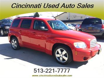 2010 Chevrolet HHR LS Wagon
