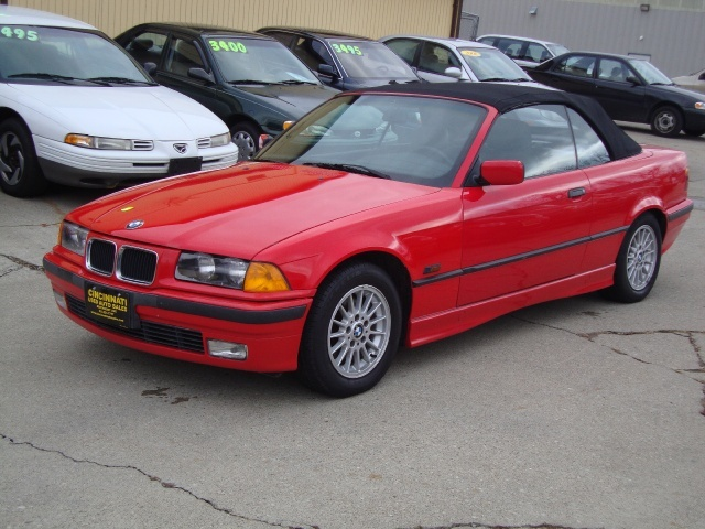 1996 bmw 328i for sale in cincinnati oh stock 10104. Black Bedroom Furniture Sets. Home Design Ideas