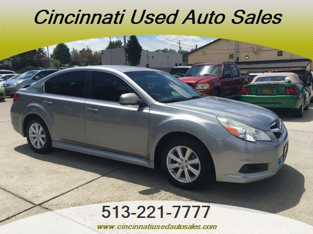 2011 Subaru Legacy 2.5i Premium - Photo 1 - Cincinnati, OH 45255