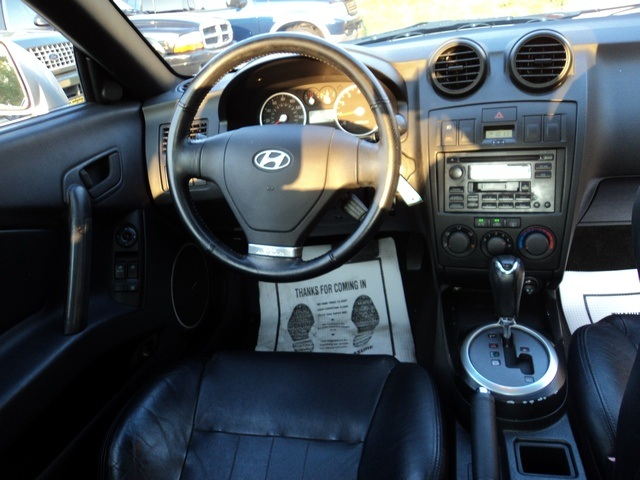 2003 Hyundai Tiburon Gt V6 For Sale In Cincinnati Oh Stock 10766