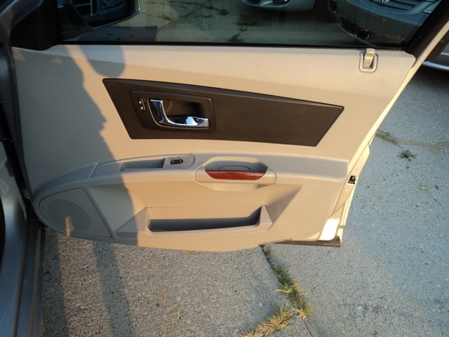 2006 cadillac cts for sale in cincinnati oh stock 10777. Black Bedroom Furniture Sets. Home Design Ideas