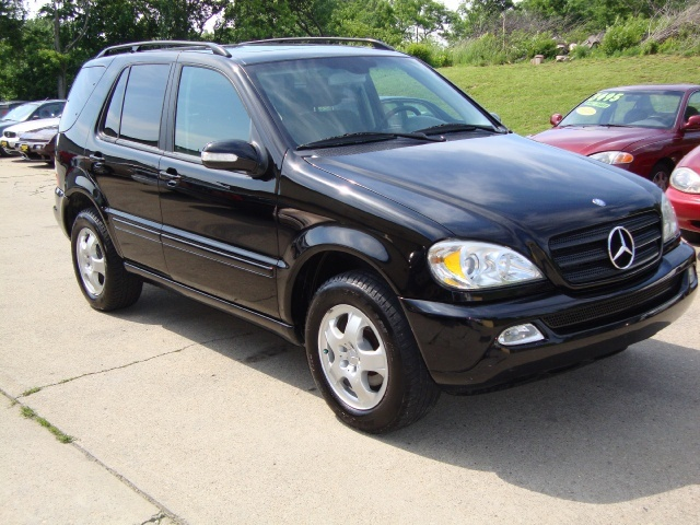 2002 mercedes benz ml320 for sale in cincinnati oh vin. Black Bedroom Furniture Sets. Home Design Ideas