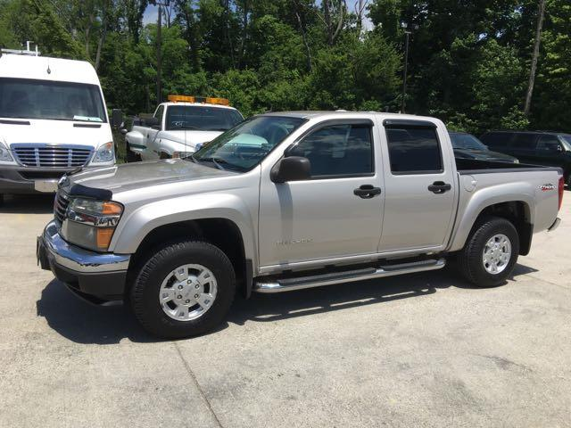 2005 gmc canyon z71 sle 4dr crew cab for sale in cincinnati oh stock 12367. Black Bedroom Furniture Sets. Home Design Ideas