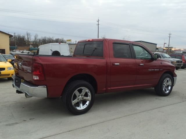 2011 ram ram pickup 1500 big horn for sale in cincinnati oh stock 11784. Black Bedroom Furniture Sets. Home Design Ideas