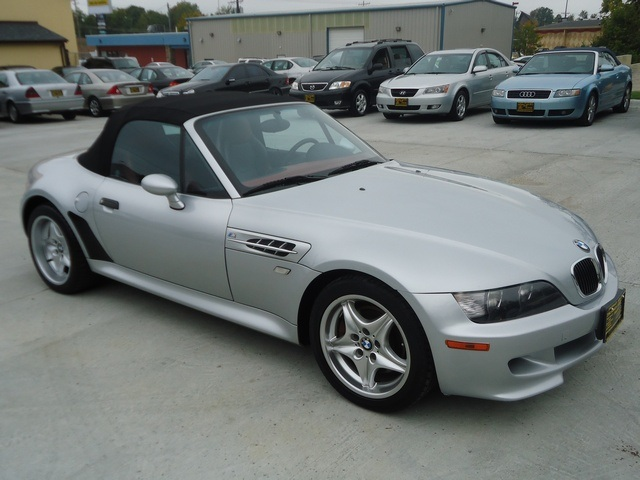 2000 bmw m roadster coupe for sale in cincinnati oh. Black Bedroom Furniture Sets. Home Design Ideas