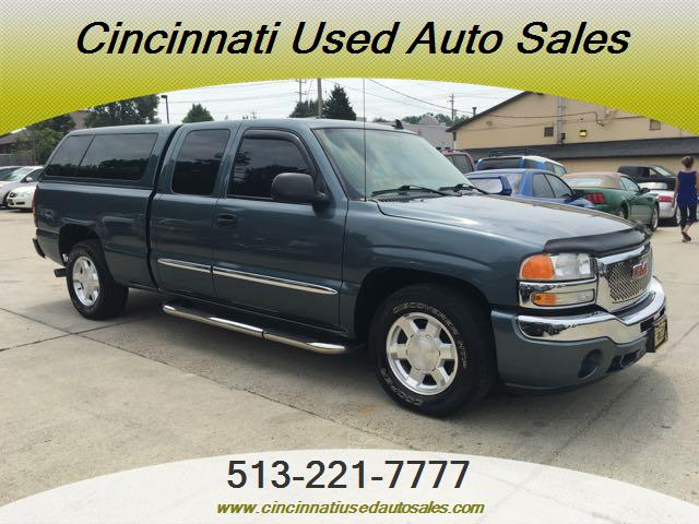 2006 GMC Sierra 1500 SL1 - Photo 1 - Cincinnati, OH 45255