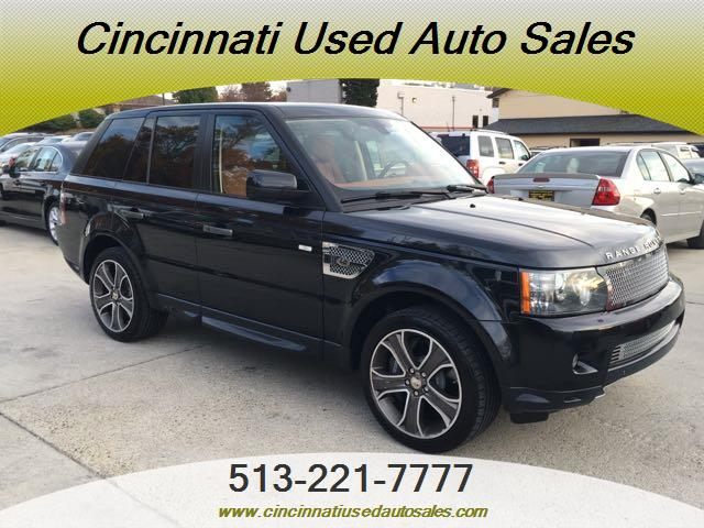 2011 land rover range rover sport supercharged for sale in. Black Bedroom Furniture Sets. Home Design Ideas