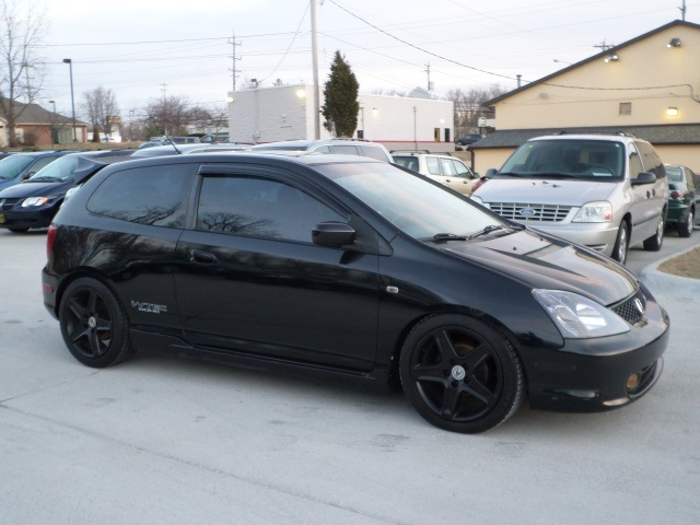 2005 honda civic si for sale in cincinnati oh stock. Black Bedroom Furniture Sets. Home Design Ideas