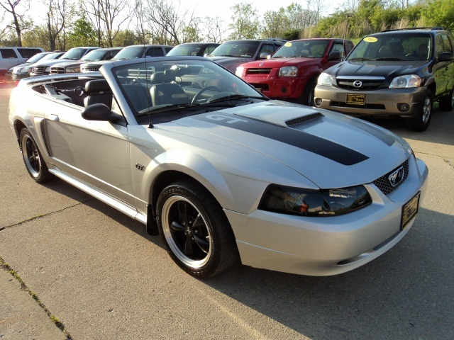 2000 ford mustang gt for sale in cincinnati oh stock 10621. Black Bedroom Furniture Sets. Home Design Ideas