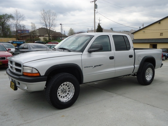 2001 dodge dakota slt for sale in cincinnati oh stock. Black Bedroom Furniture Sets. Home Design Ideas