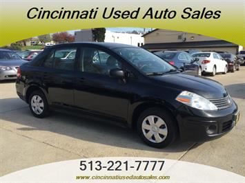 2009 Nissan Versa 1.6 Base - Photo 1 - Cincinnati, OH 45255