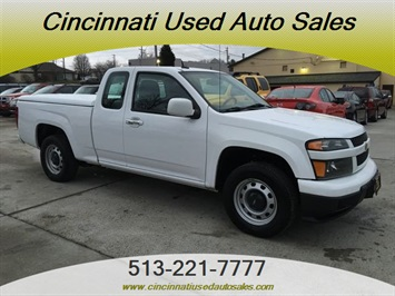 2011 Chevrolet Colorado Work Truck Truck