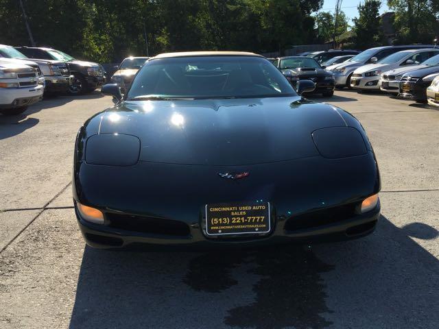 2000 Chevrolet Corvette - Photo 2 - Cincinnati, OH 45255
