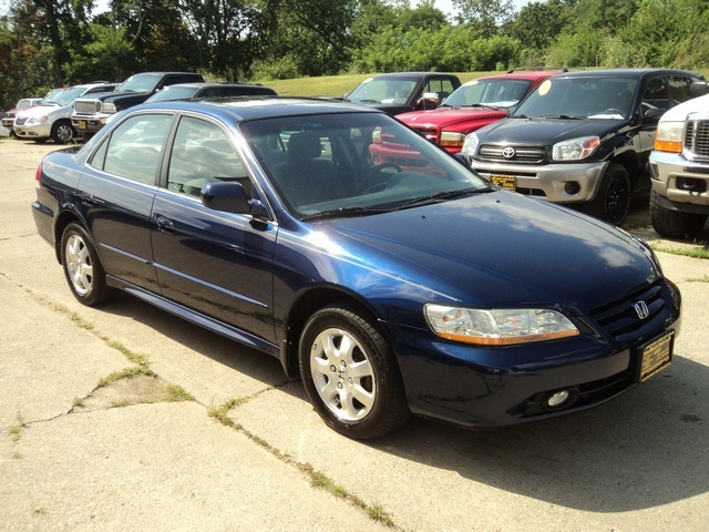 2001 honda accord ex for sale in cincinnati oh stock 10733. Black Bedroom Furniture Sets. Home Design Ideas