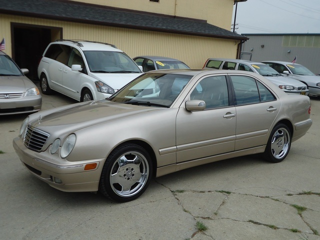 2000 mercedes benz e430 4matic