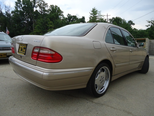2000 Mercedes Benz E430 4matic For Sale In Cincinnati Oh