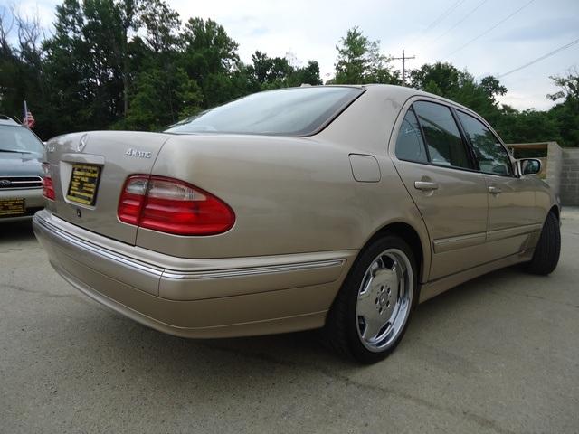 2000 mercedes benz e430 4matic for sale in cincinnati oh for Mercedes benz cincinnati