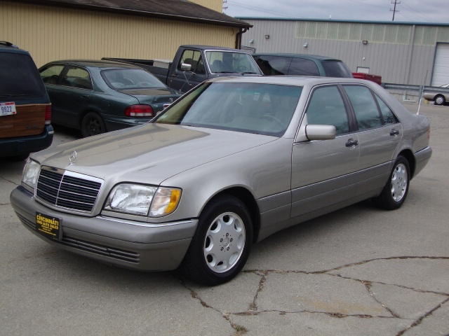 Image gallery mercedes benz s320 for 1997 mercedes benz s320