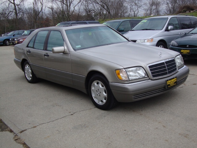 1996 mercedes benz s320 swb for sale in cincinnati oh for Mercedes benz s320 price