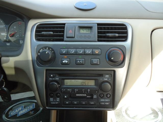 Cincinnati Used Auto Sales Llc Photos For 2002 Honda Accord Se