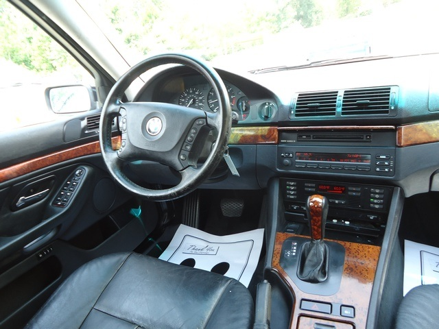 2002 bmw 525i for sale in cincinnati oh stock 11001. Black Bedroom Furniture Sets. Home Design Ideas