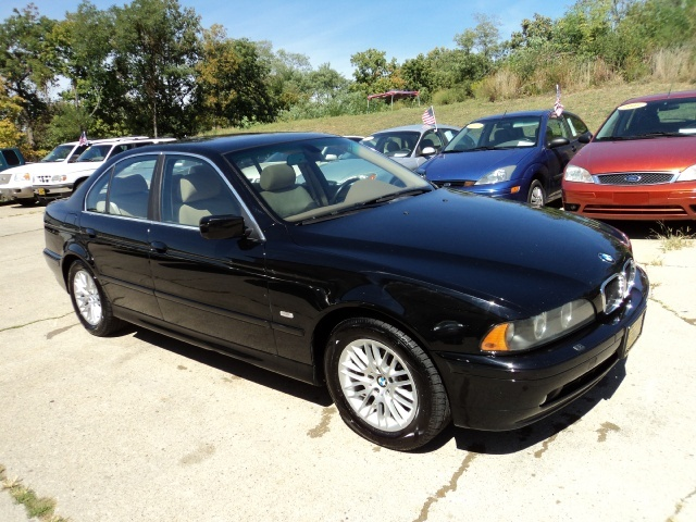 2002 bmw 530i for sale in cincinnati oh stock 10396. Black Bedroom Furniture Sets. Home Design Ideas