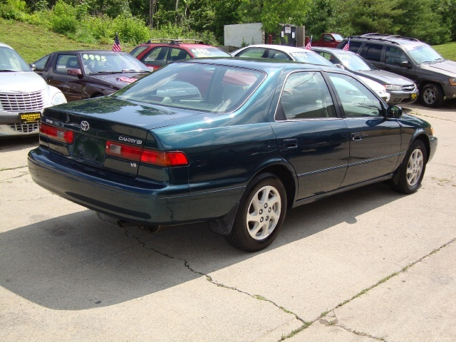 1998 toyota camry le v6 for sale in cincinnati oh stock 10001. Black Bedroom Furniture Sets. Home Design Ideas