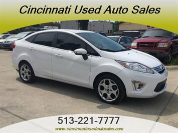 2011 Ford Fiesta SEL - Photo 1 - Cincinnati, OH 45255