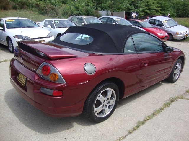 2003 mitsubishi eclipse spyder gs for sale in cincinnati. Black Bedroom Furniture Sets. Home Design Ideas
