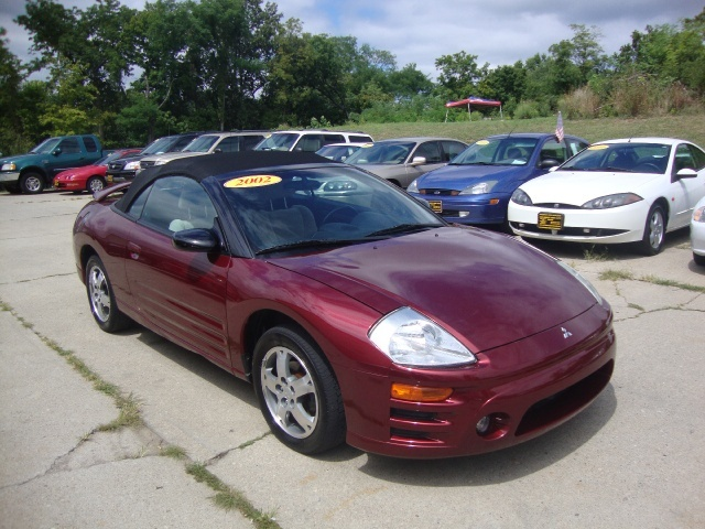 2003 mitsubishi eclipse spyder gs. Black Bedroom Furniture Sets. Home Design Ideas