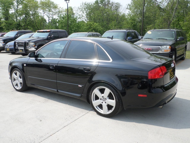 2006 audi a4 3 2 quattro s line for sale in cincinnati oh stock 11609. Black Bedroom Furniture Sets. Home Design Ideas