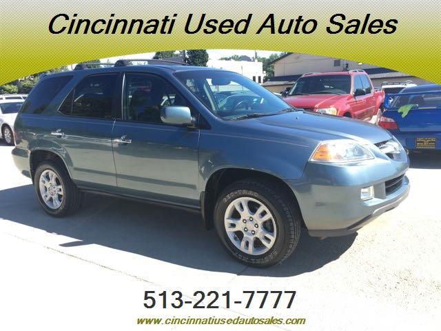 2005 Acura MDX Touring - Photo 1 - Cincinnati, OH 45255