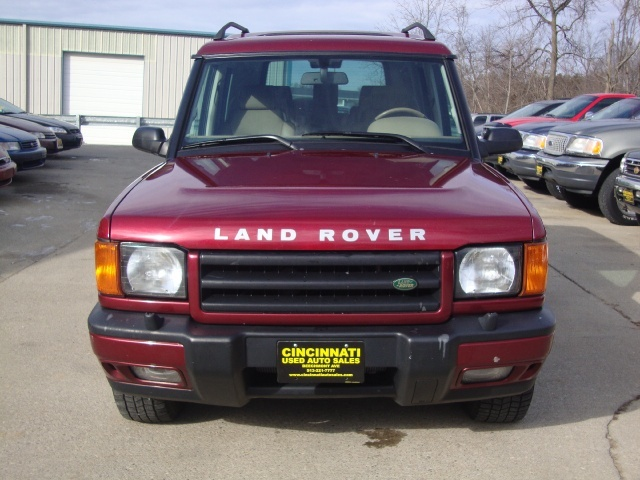 2000 land rover discovery series ii for sale in cincinnati. Black Bedroom Furniture Sets. Home Design Ideas