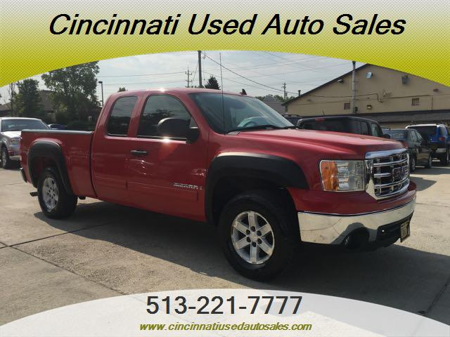 2008 GMC Sierra 1500 SLE1 - Photo 1 - Cincinnati, OH 45255
