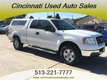 2004 Ford F-150 STX 4dr SuperCab Truck