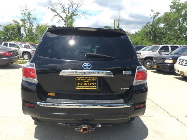 2013 Toyota Highlander Hybrid Limited - Photo 5 - Cincinnati, OH 45255