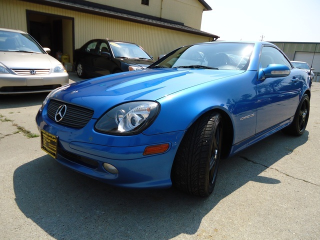 2001 mercedes benz slk230 for sale in cincinnati oh for Mercedes benz slk230