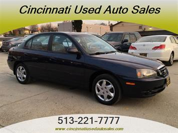 2004 Hyundai Elantra GLS - Photo 1 - Cincinnati, OH 45255