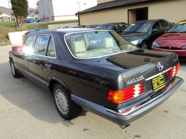 1990 mercedes benz 420 class 420sel 420sel for sale in for Used mercedes benz for sale in cincinnati