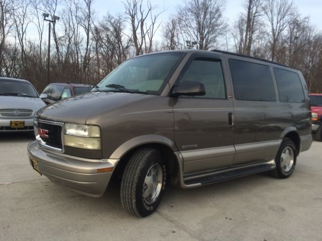 2002 gmc safari sle for sale in cincinnati oh stock. Black Bedroom Furniture Sets. Home Design Ideas